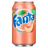 Fanta - Peach - 1 x 355 ml