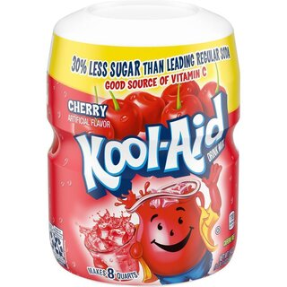 Kool-Aid Drink Mix - Cherry - 1 x 538 g