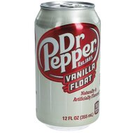 Dr Pepper - Vanilla Float - 12 x 355 ml