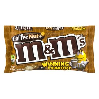 m&ms - Coffee Nut - 92,7g