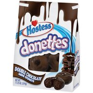 Hostess Donettes - Double Chocolate Donuts (319g)