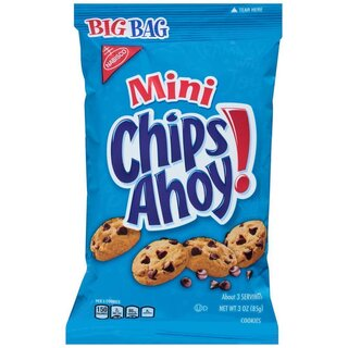 Nabisco Mini Chips Ahoy! (85g)