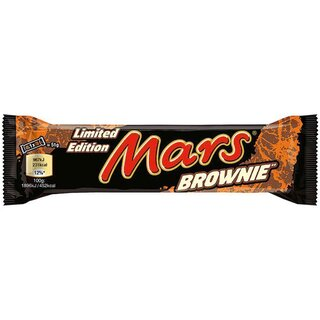Mars - Brownie - Limited Edition - 1 x 51g