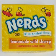 Nerds wild lemonade mini