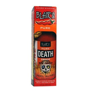 Blairs - Pure Death Sauce with Jolokia (150ml)