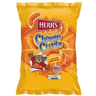 Herrs - Baked Cheese Curls - 1 x 199g
