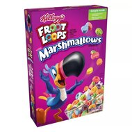 Kellogg´s Froot Loops with Marshmallow (297g)