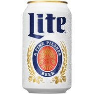 Miller - Lite Lager Beer - 1 x 355 ml