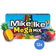 Mike and Ike - Mega Mix - 12 x 141g