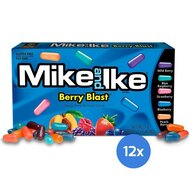 Mike and Ike - Berry Blast - 12 x 141g