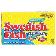 Swedish Fish - Assorted (99g)