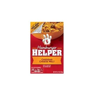 Hamburger Helper - Cheddar Cheese Melt - 1 x 133 g