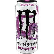 Monster USA - Dragon Tea White Tea + Energy - 1 x 458 ml