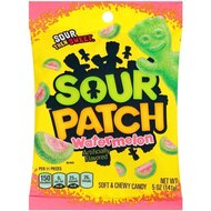 Sour Patch - Watermelon - 1 x 141g