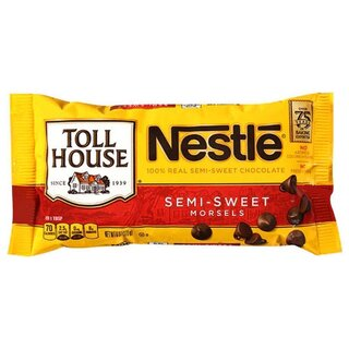 Nestle - Toll House Semi-Sweet Morsels - 1 x 170 g