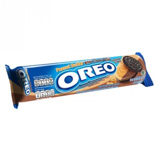 Oreo Peanut Butter and Chocolate (137g)