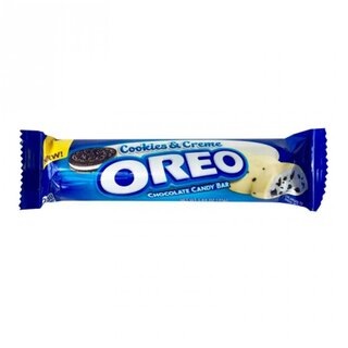 Oreo Chocolate Candy Bar - Cookies & Cream (41g)