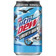 Mountain Dew - Liberty Brew - limited edition - 1 x 355 ml