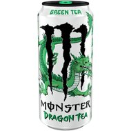 Monster USA - Dragon Tea Green Tea +  Energy - 1 x 458 ml