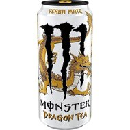 Monster USA - Dragon Tea Yerba Mate + Energy - 1 x 458 ml