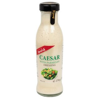 Caesar With Parmesan Dressing (270g)