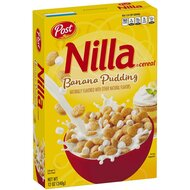Post - Nilla - Banana Pudding - Cereals - 1 x 340g