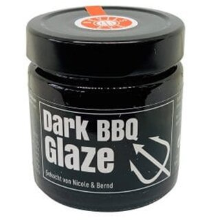 Devils Eye - Dark BBQ Glaze (1x170ml)