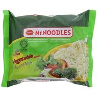 Mr. Noodles - Vegetables Flavour - 30 x 65g