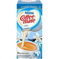 Nestle - Coffee-Mate - French Vanilla - 50 x 11 ml