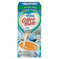 Nestle - Coffee-Mate - Sugar Free - French Vanilla - 50 x...
