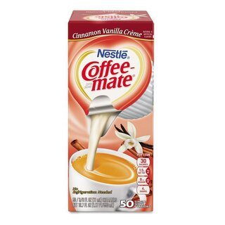 Nestle - Coffee-Mate - Cinnamon Vanlla Crème - 50 x 11 ml