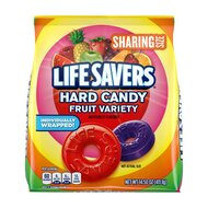 Lifesavers - Hard Candy - Fruit Variety - 1 x 411g