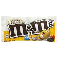 M&Ms - White Chocolate Peanut - 1 x 38,6g