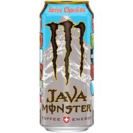 Monster USA - Java - Swiss Chocolate + Energy - 1 x 443 ml