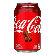 Coca-Cola - Cinnamon - 1 x 355 ml