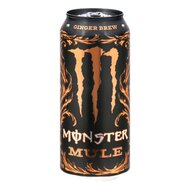 Monster USA - Mule Ginger Brew - 1 x 443 ml