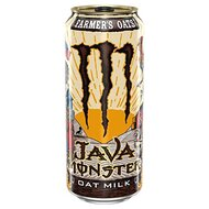 Monster USA - Java Coffee + Energy - Farmers Oat - 1 x...