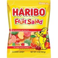 Haribo - Fruit Salad - 1 x 142g