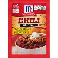 McCormick - Chili Original Seasoning Mix - 1 x 35 g