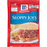 McCormick - Sloppy Joes Seasoning Mix - 1 x 37 g