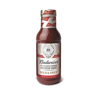 Budweiser - Barbecue Sauce Bold and Spicy (510g)