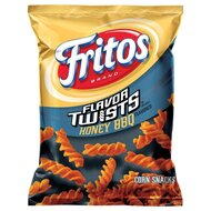 Fritos - Twists Honey BBQ - 1 x 283,5g