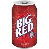 Big Red Soda - 3 x 355 ml