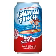 Hawaiian Punch - Fruit Juicy Red - 3 x 355 ml
