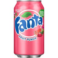 Fanta - Fruit Punch - 3 x 355 ml