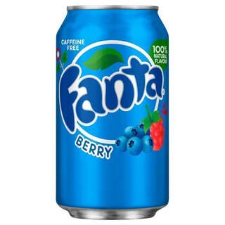 Fanta - Berry - 3 x 355 ml