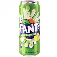 Fanta - Cream Soda - 3 x 330 ml