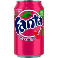 Fanta - Wild Cherry - 3 x 355 ml