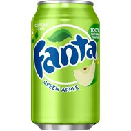 Fanta - Green Apple - 3 x 355 ml