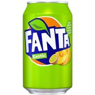 Fanta - Exotic - 3 x 330 ml